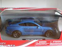 Ford Shelby GT 350R blau 1:24, NewRay Auto Modell