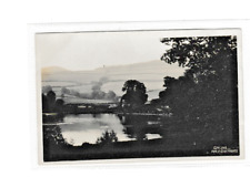 SHROPSHIRE. CLUN LAKE FROM CASTLE TERRACE.