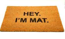 Artsy The Doormat Company - Hey . I'm Mat .  Doormat - 60cm x 40cm