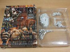 RARA EDIZIONE LIMITATA NERO LIBRERIA Ragnar blackmane diorama con scatola