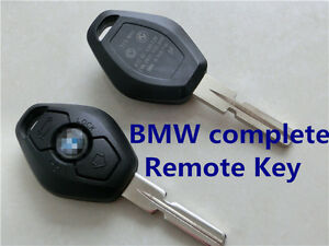 BMW complete Remote Key suits 3 5 7 Series X3 Z3 Z4 X5 525 525i 325 325i E38 E39