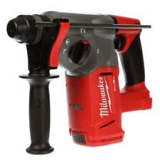 "New Milwaukee Fuel 18 Volt Lithium Ion 1"" SDS Plus Rotary Hammer Drill # 2712-20"