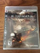 Factory Sealed IL 2 Sturmovik Birds of Prey PS3 NTSC-U/C Free Shipping w/trackin