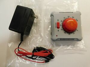 HO/N Scale - Power Pack Speed Controller Hobby Transformer For Model Trains