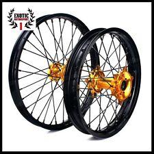 Suzuki RMZ 250 2007-2015 RMZ 450 2005-2015 Wheel set 21/19