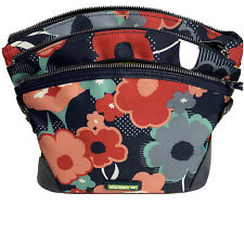Lily Bloom Uma Coho Crossbody Bag Festival Floral Excellent Condition