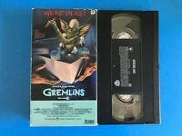 Gremlins    VHS tape & sleeve