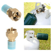Propane Refill Adapter Lp Gas 1 Lb Cylinder Tank Coupler Heater Inflate Gas Tank