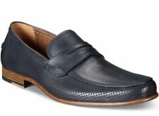 Alfani Men's Shoes Alfatech Blaine Penny Loafers Navy Size 10 M