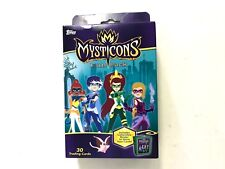 2018 MYSTICONS FUN PACK CARDS HANGER BOX  BY TOPPS