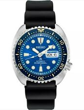 AUTHORIZED-Seiko Automatic Prospex King Turtle Divers Watch SRPE07 (WARRANTY)
