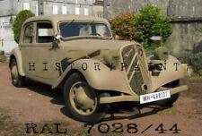 DUNKELGELB RAL7028 AUSGABE 44 FARBE WEHRMACHT ab Oktober 1944 KDF SDKFZ LACK 1kg