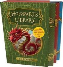The Hogwarts Library Box Set (3 Volumes) - Hardback - I send worldwide - enjoy!