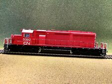 BOWSER HO 1/87 CN ( EX ONTARIO HYDRO )  SD40-2 DC / DCC READY # 5392 F/S # 24450