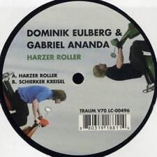 """12"""": Dominik Eulberg & Gabriel Ananda - Harzer Roller - Traum Schallplatten - TR"""