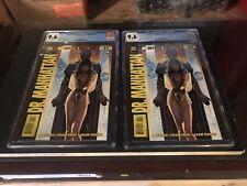 Before Watchmen Dr Manhattan 4 CGC 9.6 Batman The Button