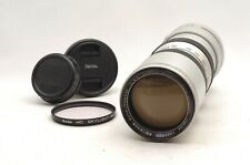 @ Ship in 24 Hours! @ Excellent! @ Topcon RE Zoom Auto-Topcor 87-205mm f4.7 Lens