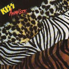 Kiss - Animalize [New CD] Rmst