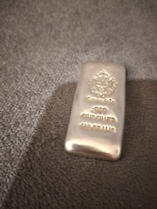 Scottsdale Silver bullion Bar 100g Finest 999