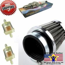 38mm Air Filter Cleaner 50cc 110 125cc Dirt Pit Bike ATV Quad GY6 Moped Scooter
