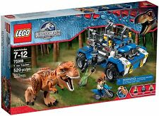 LEGO® Jurassic World 75918 - T.Rex Tracker * RETIRED SET – NEW & SEALED **