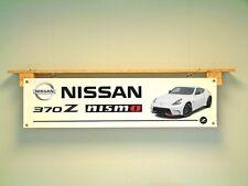 Nissan Nismo 370 Z Banner Garage Workshop Car Club Show Display sign