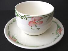 Villeroy & Boch MIAMI Pattern Soup / Bouillon Cup / Bowl & Underplate / Saucer