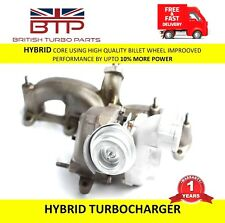 BILLET UPGRADED HYBRID Turbocharger VW BORA Golf 150PD ENGINE 721021 Turbo ARL
