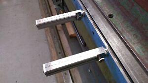 Dachdeckecker , Spengler Kantset  Werkzeug mit Magnethaftung.  6  Teilig