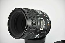 Nikon AF Micro Nikkor 60mm F2.8 D Macro Prime Lens made in Japan uk seller