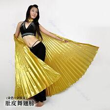 Egyptian Egypt Belly Dance Dancing Costume Isis Wings Dance Wear Wing  GF