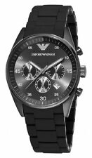 Sportivo Emporio Armani Quarz-Armbanduhren (Batterie) mit Armband aus Edelstahl