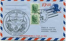 USCGC Staten Island W-278 Scientia Cedit Mare Exploration Polar Antarctic Cover