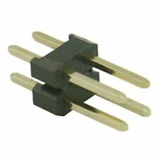 Double Row PCB Pin Header 10+10 Way Double (Pack of 5)