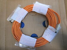 NEW Tyco Optimate C/A SC Duplex Fiber Optic Cable, 504969-6