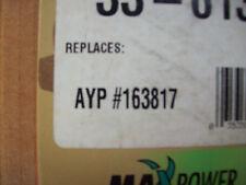 new lawnmower belt part number 163817 AYP Premium Replacement Belt Max Power New