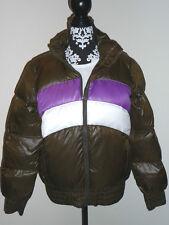 Salomon Manero Down Jacket Womens Winter Ski Snowboard Coat XS