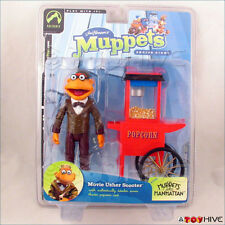Muppets take Manhattan by Palisades Movie Usher Scooter Series 8 figure