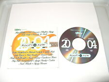 Roots & New 2004 (2004) 18 TRACK Digipak cd is Excellent