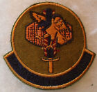 """1960'S/1970/S AIR FORCE """"612 & TACTICAL CONTROL FLIGHT""""  PATCH"""