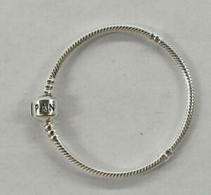 Pandora Bracelet Authentic Charm Bracelet Silver 925 Ale New 590702HV Pick Size