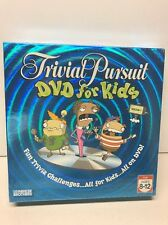 Trivial Pursuit DVD for Kids  2006 - Mint in Box!