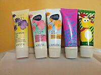 5 Avon Care-1-Vita Moist, 3-Silicone Glove, 1- Signature Silk Hand Cream New