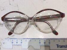 Missoni M80 53-16 occhiale vista donna nuova vintage anni 80' celluloide