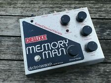 ELECTRO HARMONIX DELUXE MEMORY MAN - FREE NEXT DAY DELIVERY IN THE UK