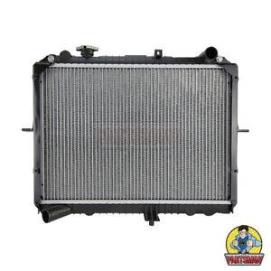 Radiator Kia Pregio Van 2.7L 4Cyl Diesel Manual Trans Includes New Rad Cap
