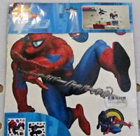 Adhesivos Decorativos Wall Decoración Extraíbles Spider Man Stickers Crea Equipa