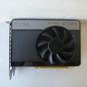 *EVGA 01G-P4-2650-KR,NVIDIA GEFORCE GTX 650,1 GB GDDR5,PCI EXPRESS 3.0 X16, 2