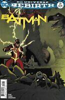 Batman Comic Issue 21 Limited Variant Rebirth Modern Age First Print 2017 King