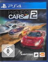 Project Cars 2 - PS4 / PlayStation 4 - NEU & OVP - Deutsche Version